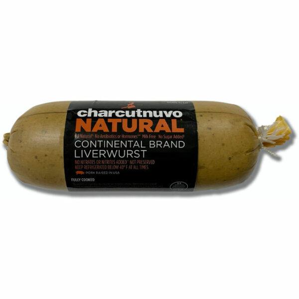 Continental Brand Liverwurst