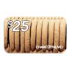 NEW $25 GC