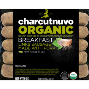 Organic Breakfast Links