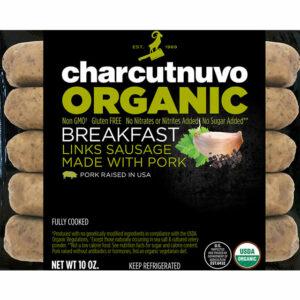 Organic Breakfast Links