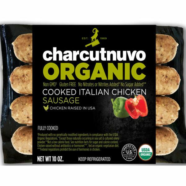 Organic Chicken Italian