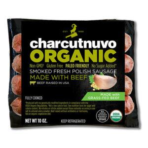 Organic Paleo Beef Polish
