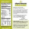 Organic Paleo Smoked Beef Brat