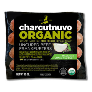 Organic Uncured Beef Franks