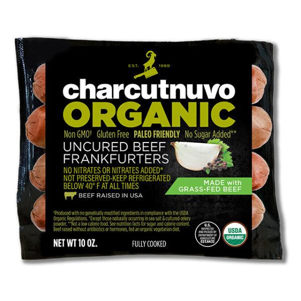 Organic Uncured Beef Franks
