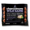 Wild Game Uncured Bison Wieners
